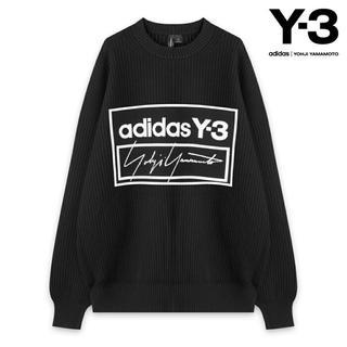 ワイスリー(Y-3)のY-3 ニット ADIDAS YOHJI YAMAMOTO ワイスリー ヨージ(ニット/セーター)