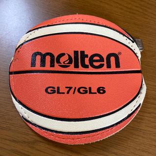 モルテン(molten)のmolten モルテン バスケ コインケース(バスケットボール)