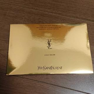 イヴサンローランボーテ(Yves Saint Laurent Beaute)の値下げ 未使用 イヴ・サンローラン タトゥーシール(その他)