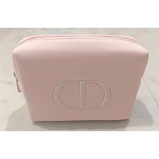 クリスチャンディオール(Christian Dior)のDior ディオール ピンクポーチ ノベルティ(ポーチ)