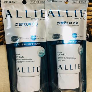 アリィー(ALLIE)のALLIE アリー エクストラUV ジェルN 2セット(日焼け止め/サンオイル)