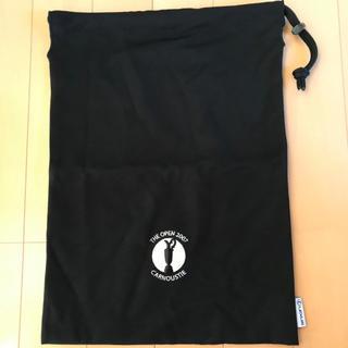 トヨタ(トヨタ)の☆新品未使用☆ カーヌスティ オープン 2007 オリジナル レクサス 巾着袋(ノベルティグッズ)