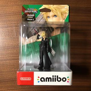 Nintendo Switch - アミーボ  クラウド 2Pファイター 新品
