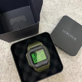 ニクソン(NIXON)のNIXON REGULUS 腕時計 ニクソン(腕時計(デジタル))