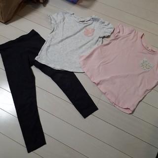 ザラ(ZARA)のザラ Tシャツ レギンスセット 100(Tシャツ/カットソー)