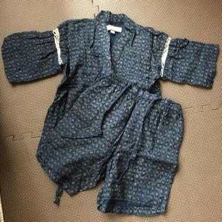 甚平/子供服/100cm(甚平/浴衣)