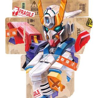 TENGAone BMA-001_P 村上隆 版画 zingaro(版画)