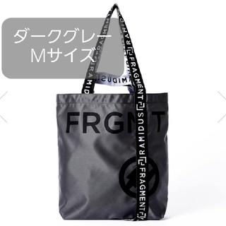 FRAGMENT DESIGN RAMIDUS トートバッグ ダークグレー M(トートバッグ)