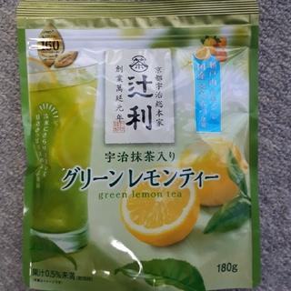 辻利  グリーンレモンティー(茶)