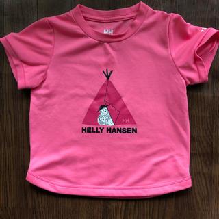 ヘリーハンセン(HELLY HANSEN)の100cm ヘリーハンセン 半袖 Tシャツ(Tシャツ/カットソー)