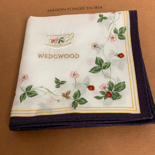 WEDGWOOD - ウェッジウッド 大判ハンカチ 新品