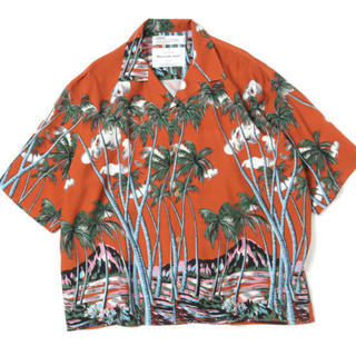"DAIRIKU INTERMISSION"" Aloha Shirt 新品(シャツ)"
