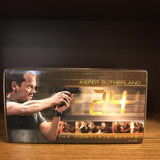 【DVD & Blu-ray】海外ドラマ『24』コンプリートボックス(TVドラマ)