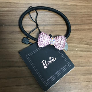 バービー(Barbie)のバービー キラキラヘアゴム(ヘアゴム/シュシュ)