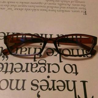 つけま対応 pcメガネ ブルーライト対策(サングラス/メガネ)