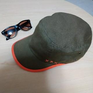サンカンシオン(3can4on)の3can4on キッズ帽子(帽子)