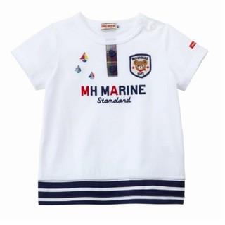 ミキハウス(mikihouse)のミキハウス  プッチー半袖Tシャツ120(Tシャツ/カットソー)