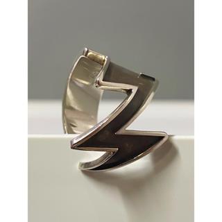 ファンタスティックマン シルバー 925 イナズマ 稲妻 18 号 指輪 希少(リング(指輪))