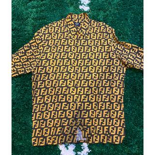 フェンディ(FENDI)のFENDI 2019 フェンディ シャツ サイズ40 2019(シャツ)