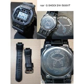 ロアー(roar)のroar CASIO G-SHOCK DW-5600VT 中古 正規品 希少 (腕時計(デジタル))
