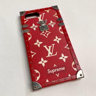 """シュプリーム(Supreme)の【""""Louisvuitton x Supreme】(iPhoneケース)"""