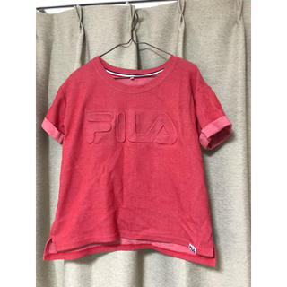 フィラ(FILA)のFILA(Tシャツ(長袖/七分))