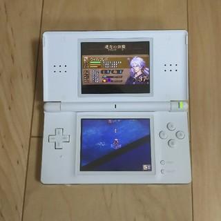 ニンテンドーDS(ニンテンドーDS)の【ベジータ様専用】Nintendo DSlite 本体  タッチペン付き(携帯用ゲーム機本体)