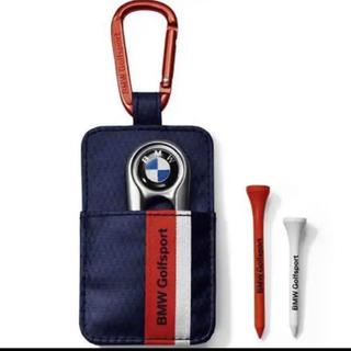 ビーエムダブリュー(BMW)のBMW GOLFSPORT COLLECTION ティーケース グリーンセット(その他)