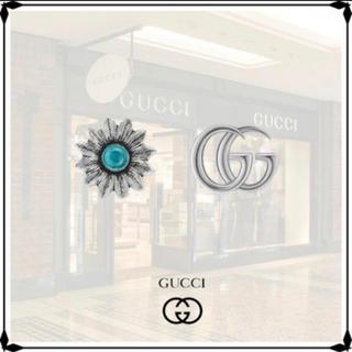 グッチ(Gucci)の新品 GUCCI グッチ ピアス GG MARMONT EARR FLOWER(ピアス)