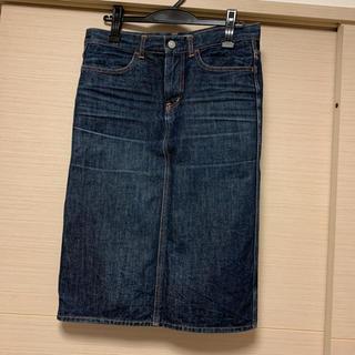 ドアーズ(DOORS / URBAN RESEARCH)のアーバンリサーチドアーズ  デニムスカート(ひざ丈スカート)