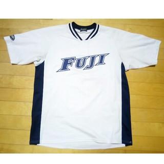 Rawlings - 富士大学  ベースボールTシャツ ユニフォーム 大学野球 北東北大学野球リーグ