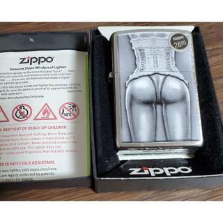 ジッポー(ZIPPO)のZIPPO セクシーウーマン コルセットバック(タバコグッズ)