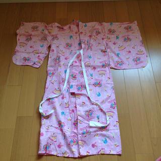 エンジェルハート(Angel Heart)のキッズ浴衣 女の子(甚平/浴衣)