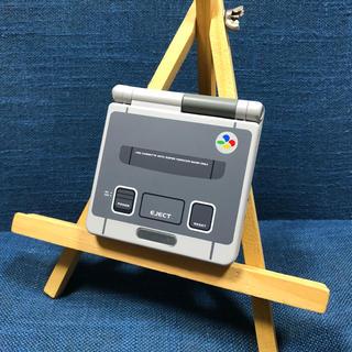 ゲームボーイアドバンス(ゲームボーイアドバンス)のゲームボーイアドバイスSP ファミコンver(家庭用ゲーム機本体)