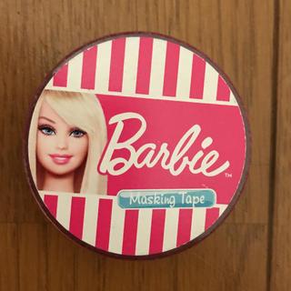 バービー(Barbie)のBarbie❤︎新品マスキングテープ(テープ/マスキングテープ)
