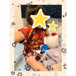 ヒステリックミニ(HYSTERIC MINI)の❤️専用❤️(甚平/浴衣)