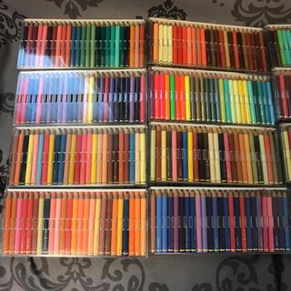 フェリシモ(FELISSIMO)の【美品】フェリシモ 色鉛筆375色セット(色鉛筆)