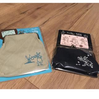 タリーズコーヒー(TULLY'S COFFEE)のタリーズコーヒー 鳥獣戯画 カードケース パスケース (名刺入れ/定期入れ)