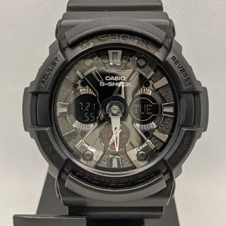 ジーショック(G-SHOCK)のG-SHOCK GA-201-1AJF オールブラック(腕時計(デジタル))