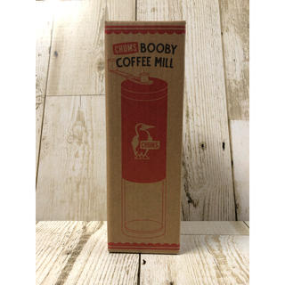 チャムス(CHUMS)のCHUMS (チャムス)コーヒーミル 新品(その他)