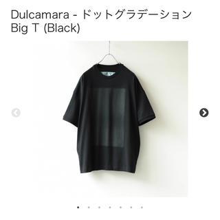 ドゥルカマラ(Dulcamara)のDulcamara ドットグラデーションBig T(Tシャツ/カットソー(半袖/袖なし))