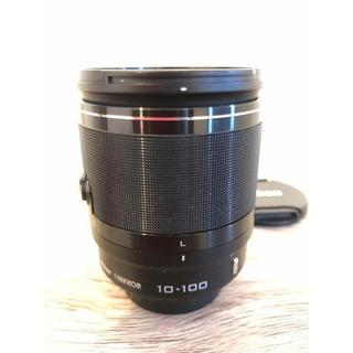 ニコン(Nikon)の■ ニコン nikon 10-100mm ブラック(レンズ(ズーム))