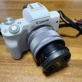 Canon - ෆ Canon EOS Kiss M カメラ ෆ 8/10まで