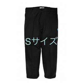 フラグメント(FRAGMENT)の【S】SEQUEL CHINO PANTS BLACK シークエル チノ パンツ(チノパン)