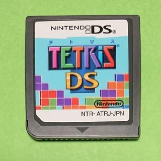 ニンテンドーDS(ニンテンドーDS)のテトリス DS(携帯用ゲームソフト)