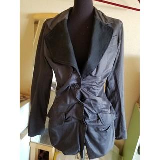 ヴィヴィアンウエストウッド(Vivienne Westwood)のVivienneWestwood 新品未使用 しわ加工ジャケット(テーラードジャケット)