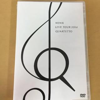 ジャニーズ(Johnny's)のNEWS  DVD(ミュージック)