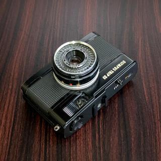 オリンパス(OLYMPUS)のOLYMPUS TRIP 35 ブラック 完動品(フィルムカメラ)