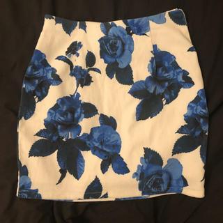 rienda - rienda 花柄スカート