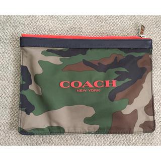 コーチ(COACH)のコーチ クラッチバック(セカンドバッグ/クラッチバッグ)